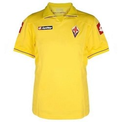 Maglia Calcio Fiorentina Away 2011/12 No Sponsor - Lotto