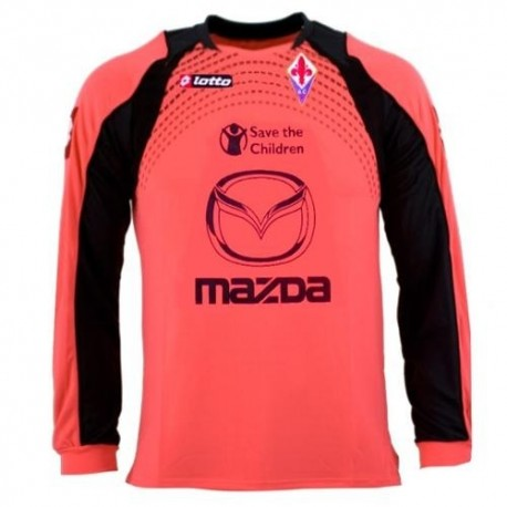 AC Fiorentina goalkeeper Jersey 2011/12 Third longsleeves-Lotto