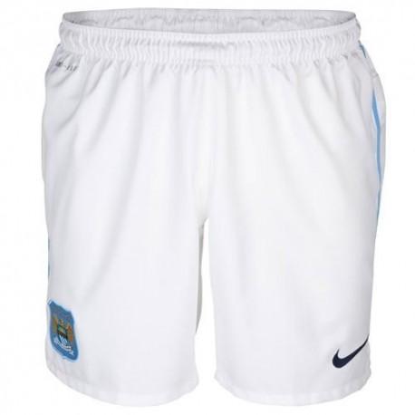 Manchester City Home shorts shorts 2013/14-Nike