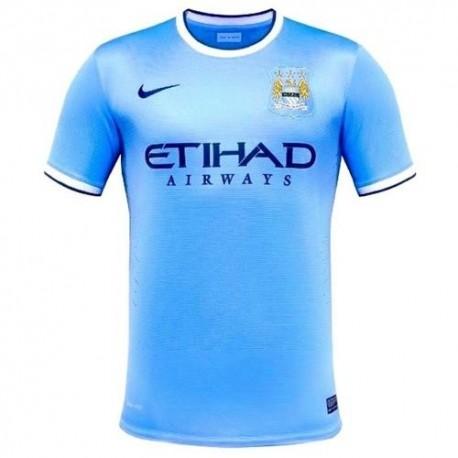 Manchester City football shirt Home Nike 2013/14-