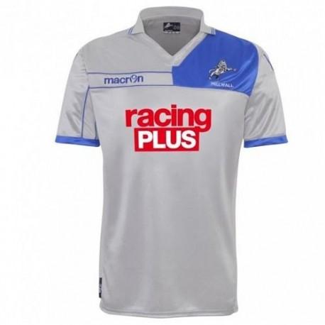 Millwall FC Soccer Jersey Away 2012/13-Macron