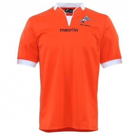 Millwall FC Camiseta tercera 2012/13-Macron