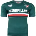 Leicester Tigers Rugby Jersey 2013/14 Home Testspiel