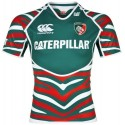 Leicester Tigers Rugby Trikot Home 2012/13 Testspiele