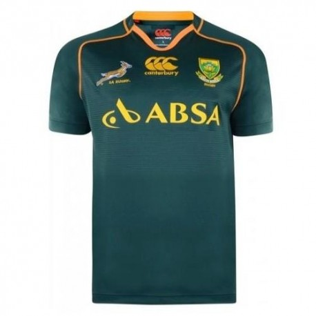 South Africa National Rugby Jersey Home 2013/14-Canterbury
