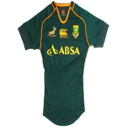 South Africa National Rugby jersey 2013/14 Home Test Match
