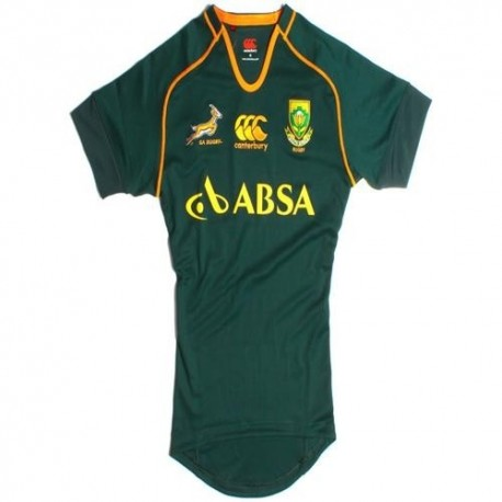Maglia Nazionale Rugby Sud Africa 2013/14 Home Test Match