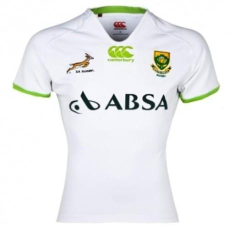 Nationalen Rugby Südafrika auswärts Trikot 2013/14-Canterbury