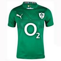 Maglia Nazionale Rugby Irlanda Home 2013/14 - Puma