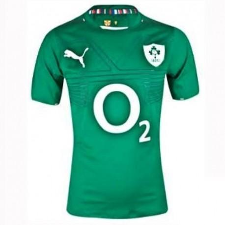 Irlanda National Rugby Jersey casa 2013/14 Test matches-Puma