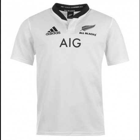 The national New Zealand Rugby jersey 2013/14 Away