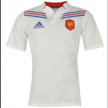 Maglia Nazionale Rugby Francia 2012/13 Away