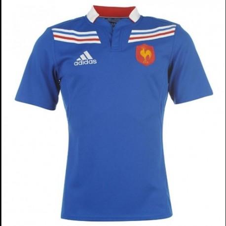 Jersey de Rugby nacional Francia 2012/13 Inicio