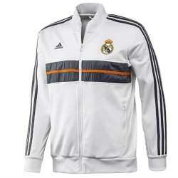 Jacket from pre-race representation Real Madrid CF 2013/14-Adidas