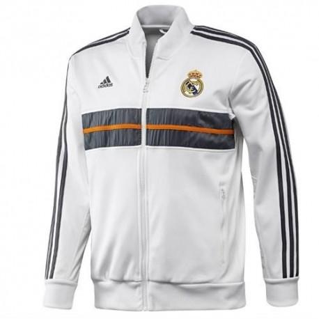 Chaqueta de representación antes de la carrera Real Madrid CF 2013/14-Adidas