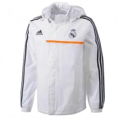 Anorak por Real Madrid CF formación 2013/14-Adidas
