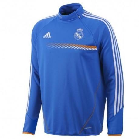 Felpa tecnica da allenamento Real Madrid CF 2013/14 - Adidas