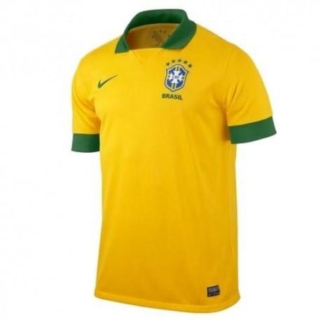 Maglia Nazionale Brasile Home 2013/14 - Nike