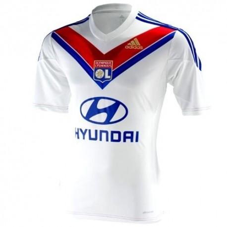Link Olympique Lyon (Lyon) 2013/14-Home Adidas
