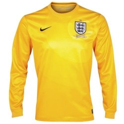 Maglia portiere Nazionale Inghilterra Away 2013/14 - Nike