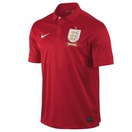 National Jersey England Away 2013/14-Nike