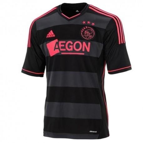 Ajax Amsterdam Soccer Jersey Away 2013/14-Adidas
