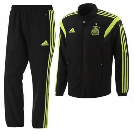AC Milan Präsentation Trainingsanzug 201516 Adidas SportingPlus Passion for Sport