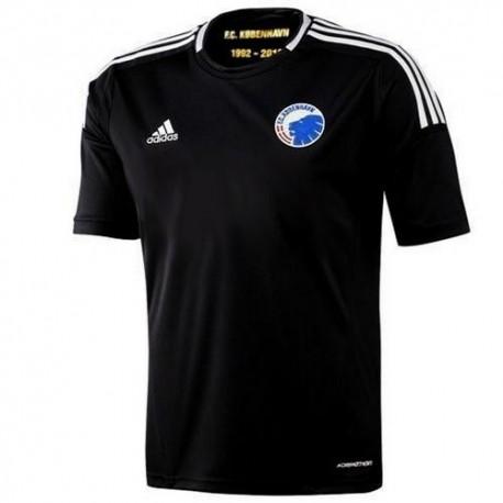 Maglia calcio FC Copenaghen Away 2012/13 Player Issue da gara - Adidas