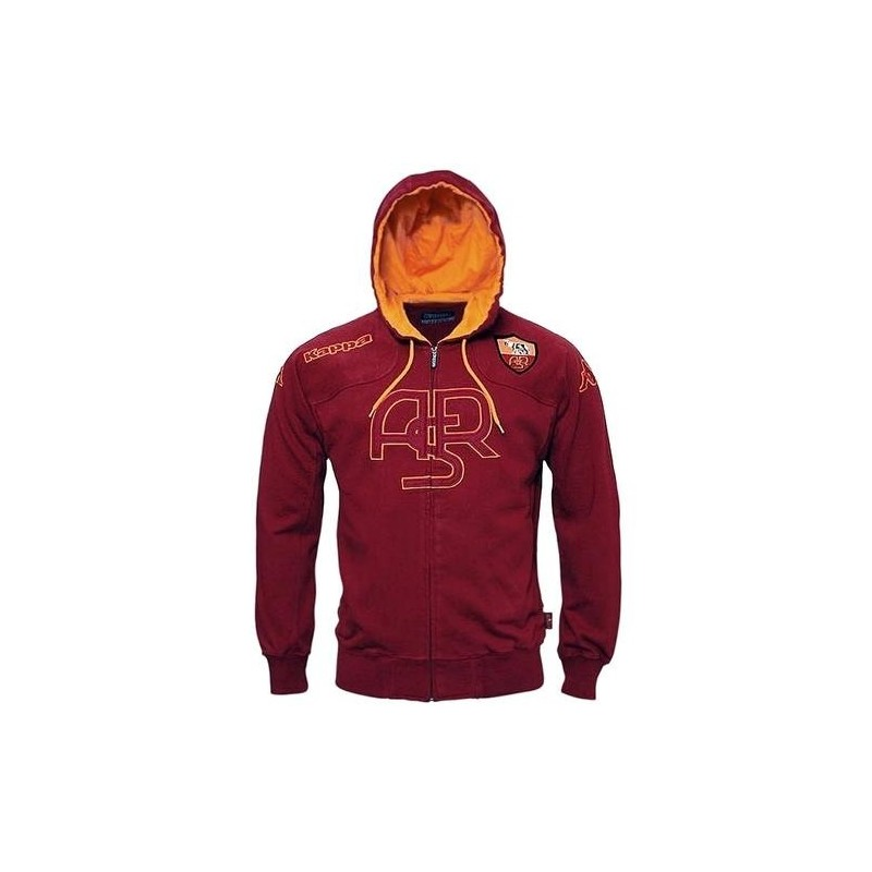 best loved a0f11 dfd86 Red AS Roma presentation jacket 2012/13 - Kappa ...