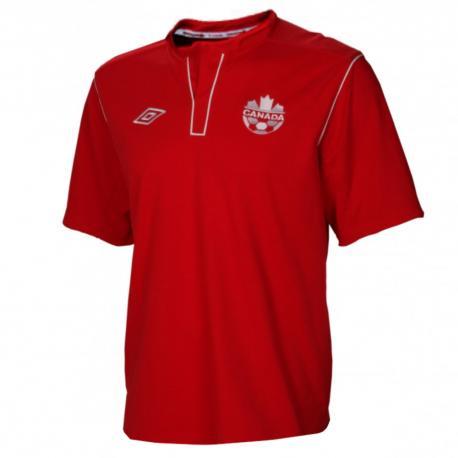 Maglia calcio nazionale Canada Home 2013 - Umbro