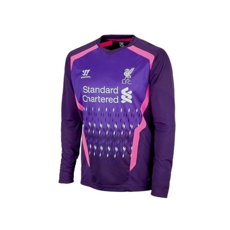 Liverpool Fc Goalkeeper Jersey Away 2013 14 Warrior Sportingplus Passion For Sport