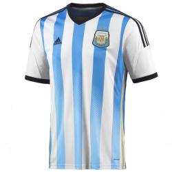 Maillot de foot Argentine domicile 2014/15 - Adidas