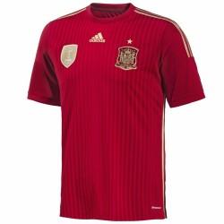 Camiseta de fútbol España selección local 2014/15 - Adidas