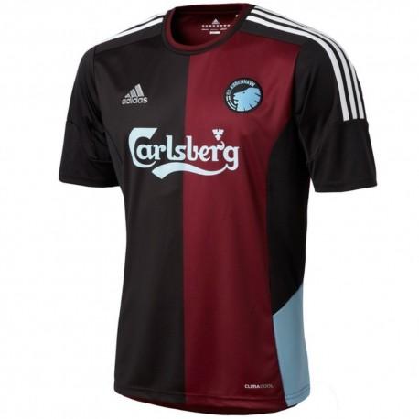 Maglia calcio FC Copenaghen Third 2012/13 - Adidas