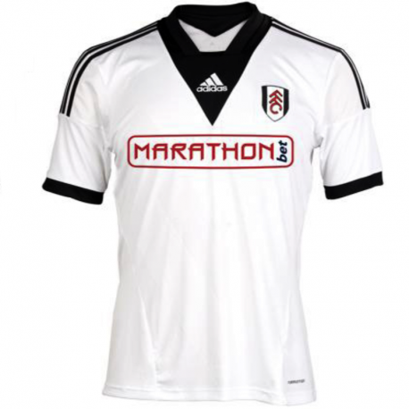 Maglia calcio Fulham FC Home 2013/14 - Adidas