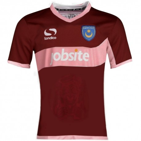 Maglia FC Portsmouth Home 11/12 by Kappa