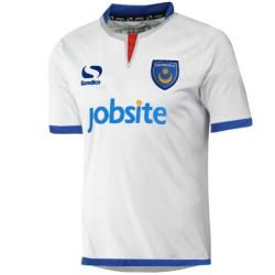 Portsmouth lejos camiseta 2013/14 - Sondico