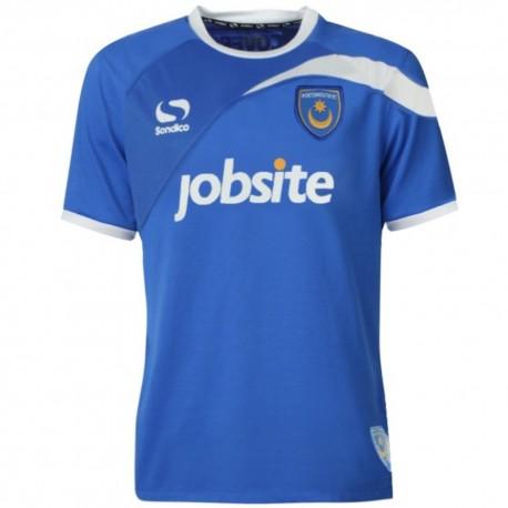 Maglia FC Portsmouth Home 2013/14 - Sondico