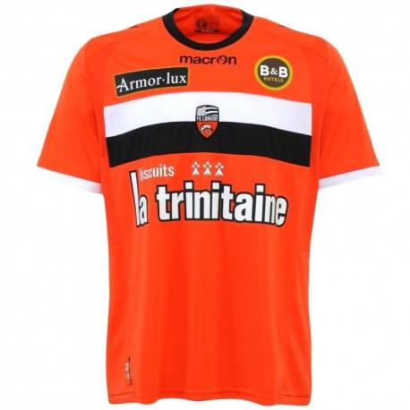 FC Lorient Home football shirt 2012/13 - Macron