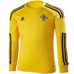 Irlanda del Norte casa guardameta 2012/14 - Adidas