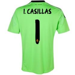 Maglia portiere Real Madrid CF Away 2013/14 Casillas 1 - Adidas