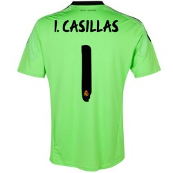 Real Madrid CF Torwart Trikot Away 2013/14 Casillas 1 - Adidas
