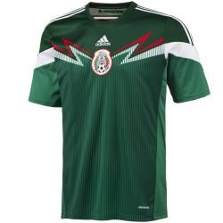Mexico national football team Home shirt 2014/15 - Adidas