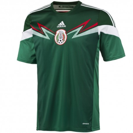 Mexico national football team Home shirt 2014/15 - Adidas