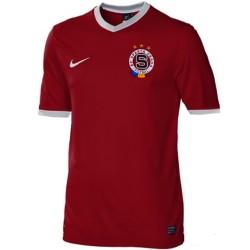 Maglia calcio Sparta Praga Home 2014/15 - Nike