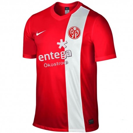 FSV Mainz 05 Home football shirt 2013/14 - Nike