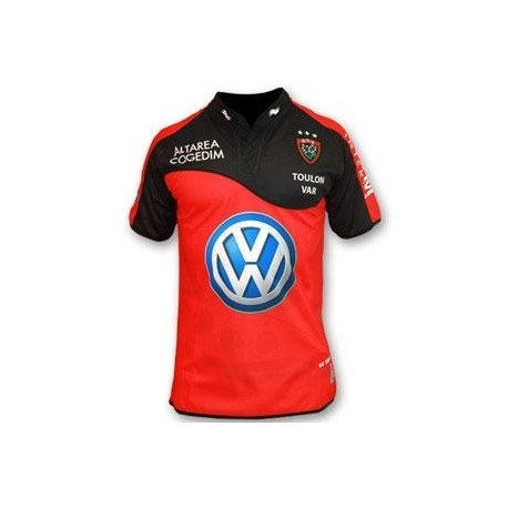 Maglia Rugby Toulon 2011/12 Home by Burrda Test Match