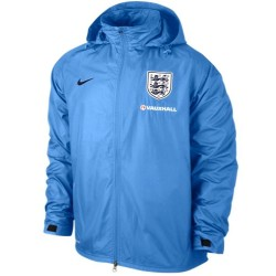 Formación del equipo nacional de Inglaterra rompevientos 2013/14 - Nike