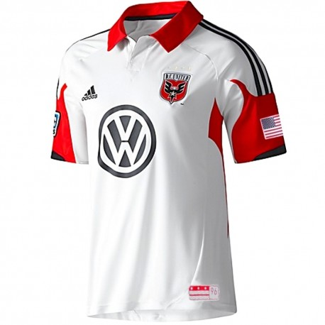 DC United Away Authentic football shirt 2013 - Adidas
