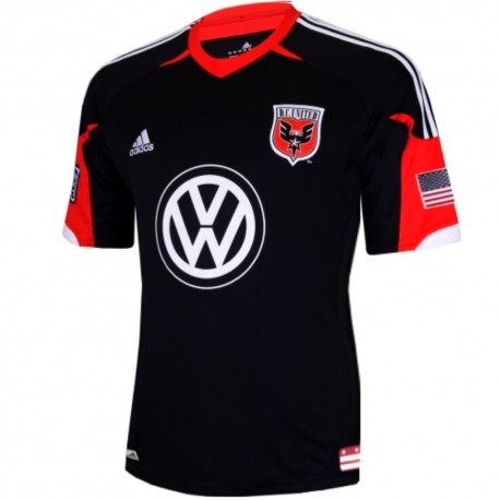 DC United Home Authentic football shirt 2013 - Adidas
